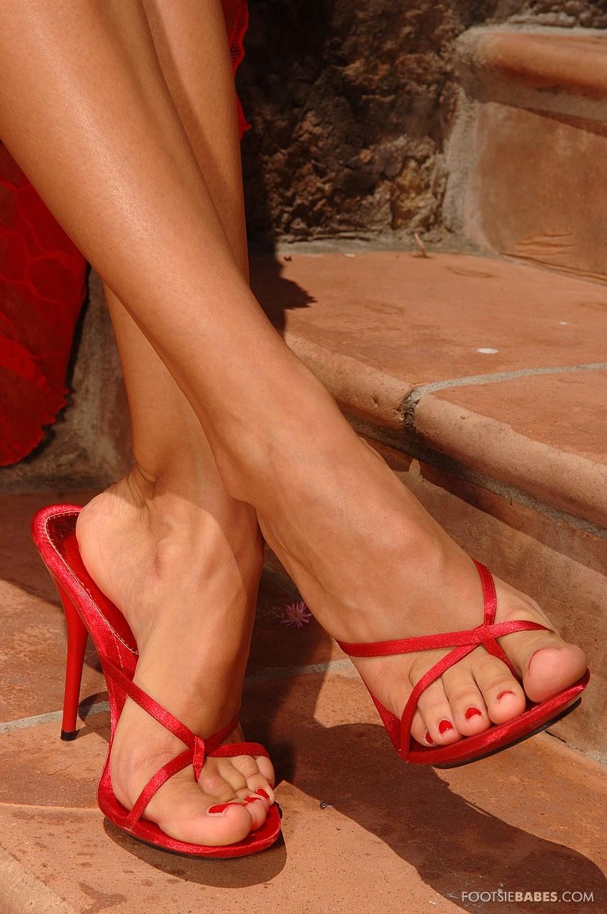 hardcore foot porn