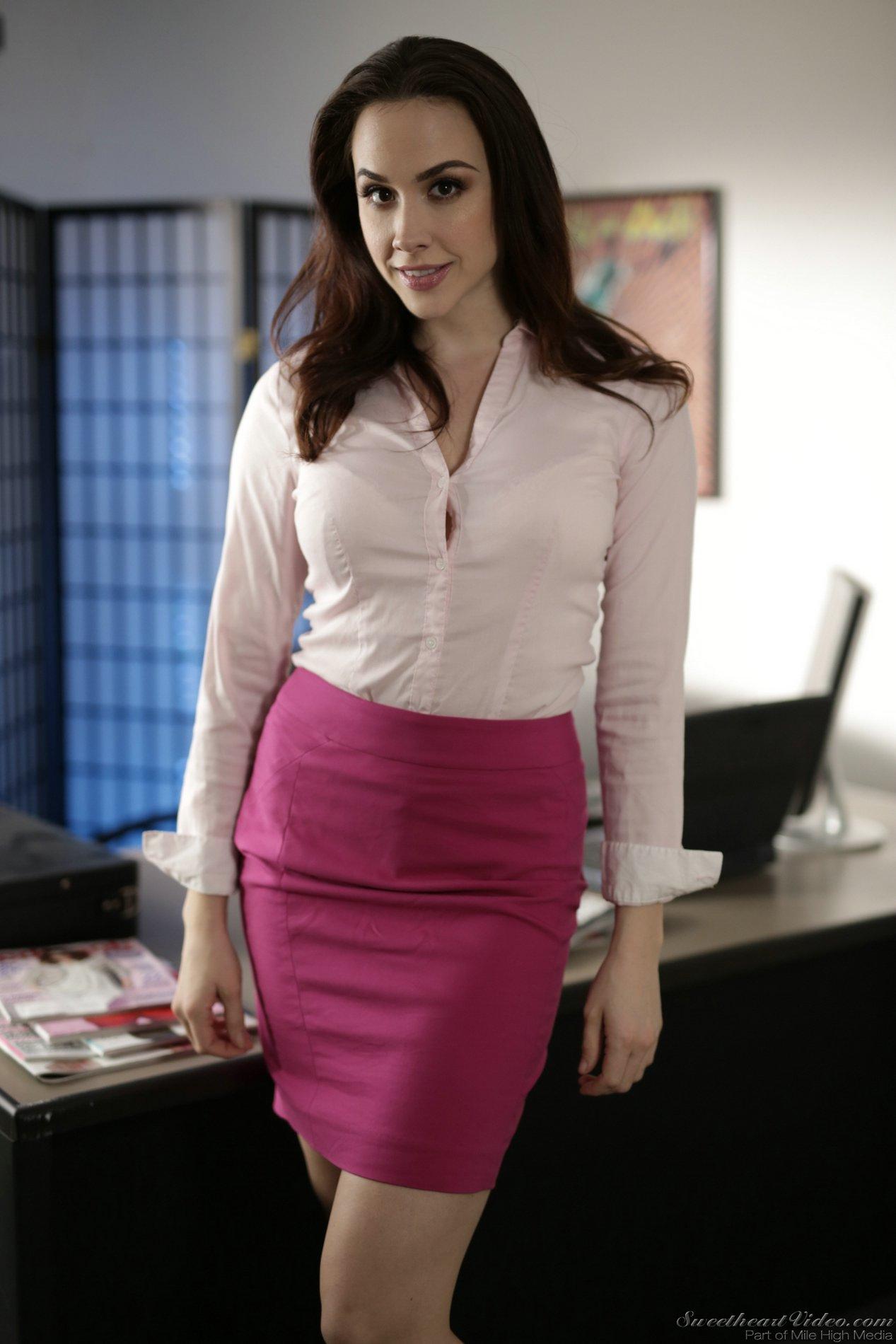 chanel preston secretary