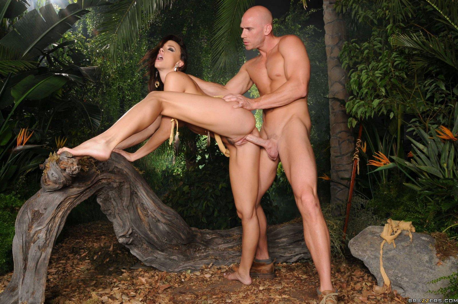 джунгли анал в