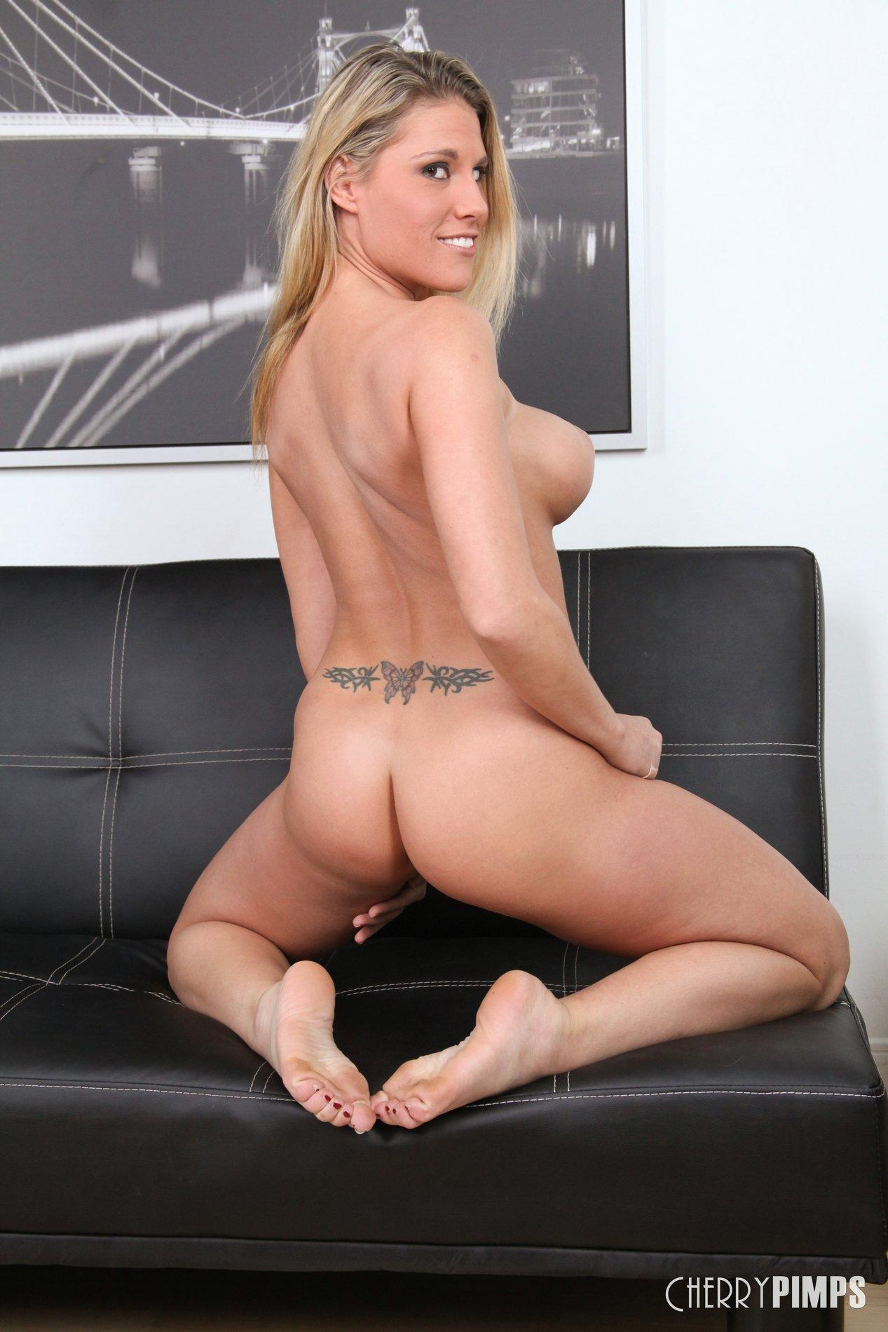 Ass She charisma capelli pornstar blonde