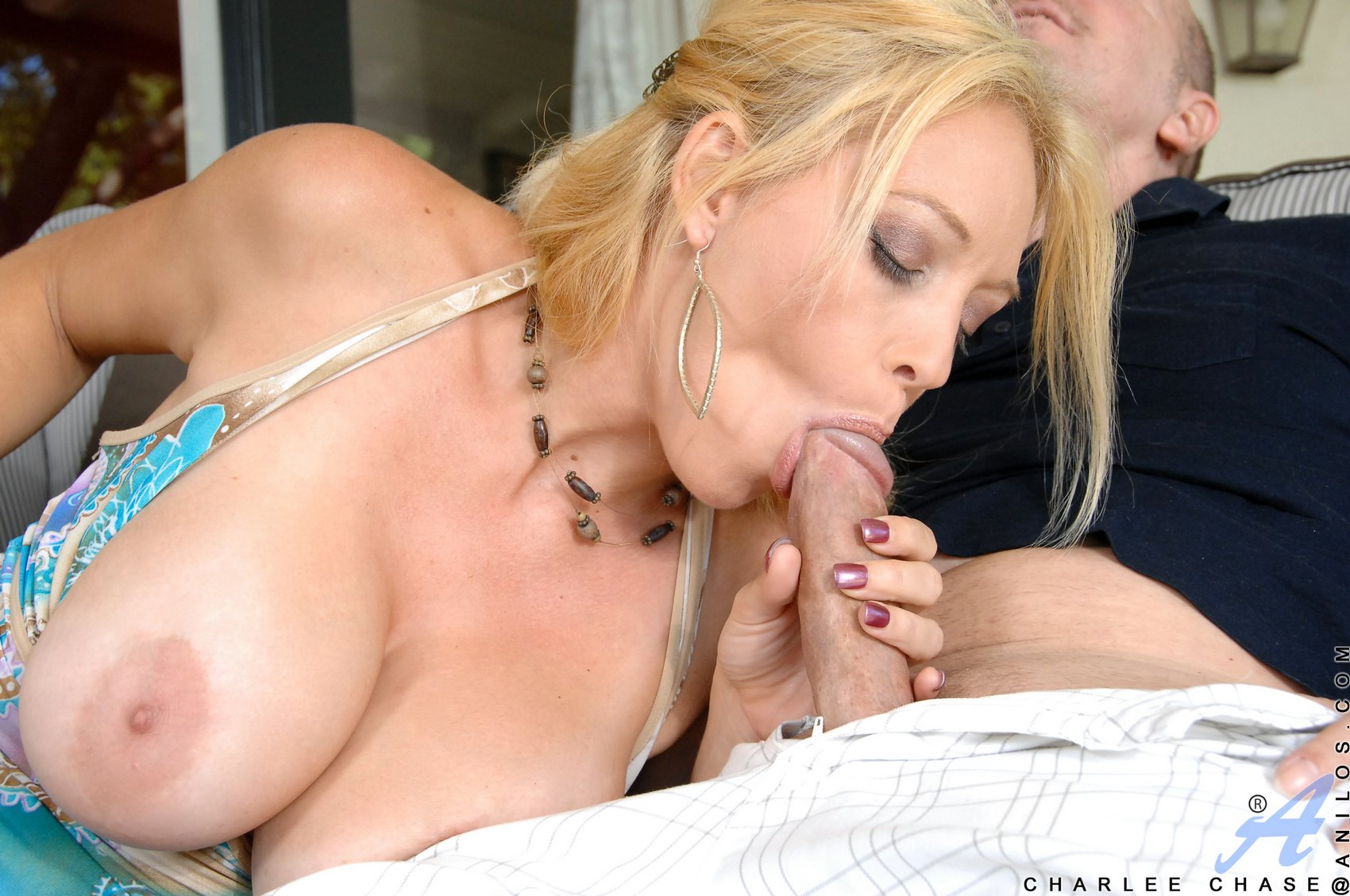 Excellent milf busty charlee chase