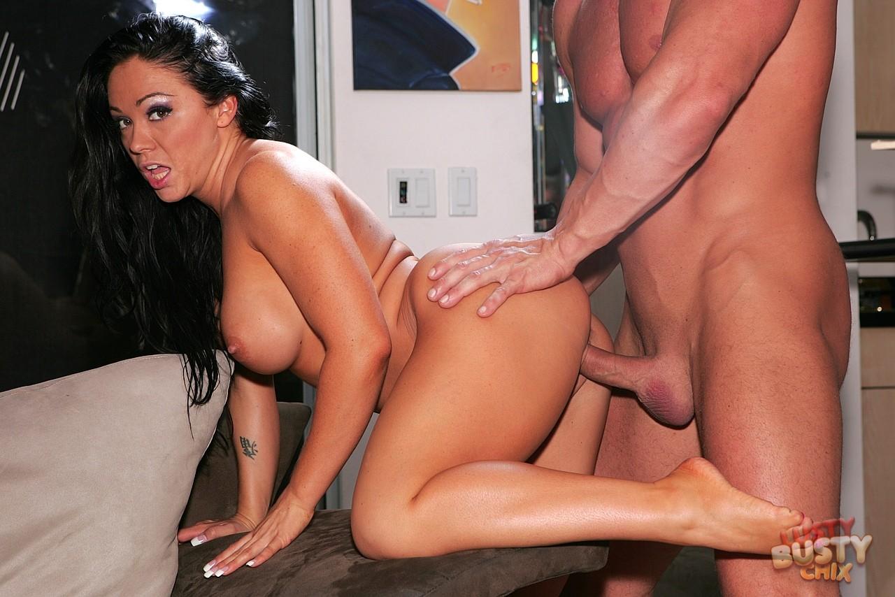 Nikki sims topless gif