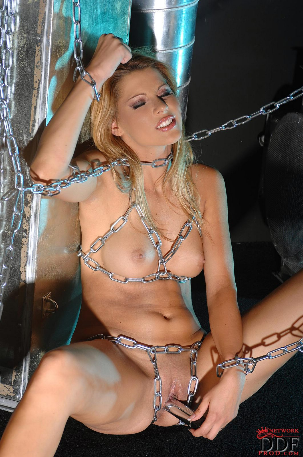 Apologise, but, Porn chained sex slave