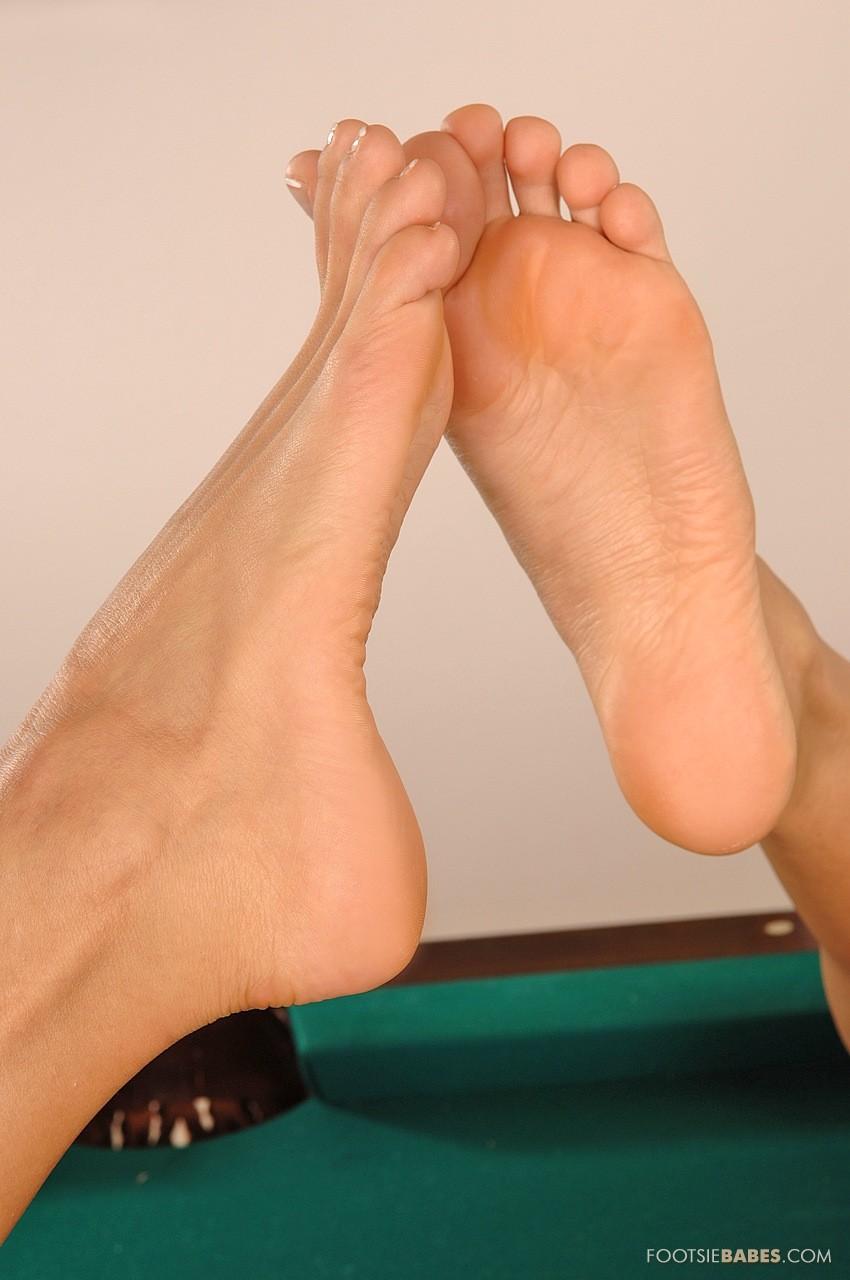 cindy hope feet