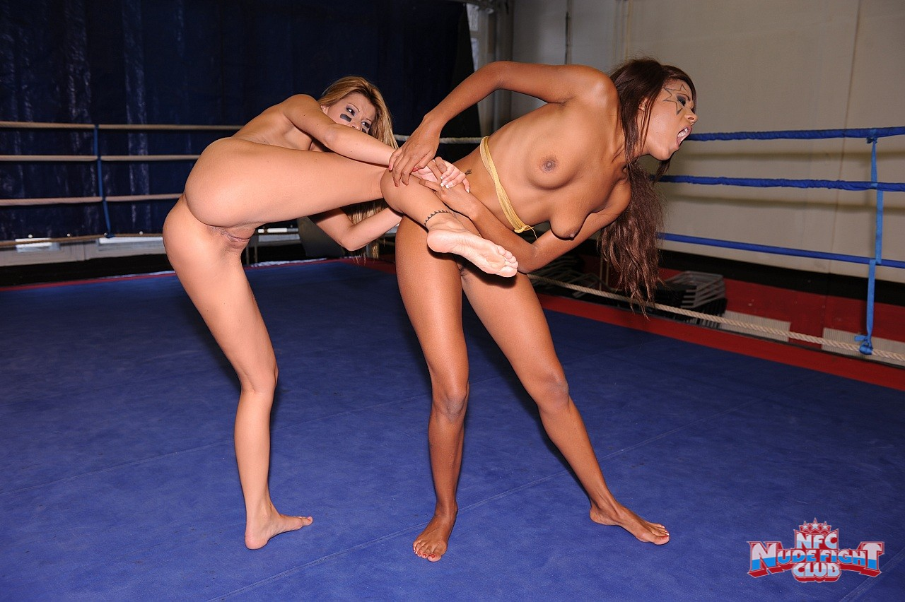 from Armani keisha young and the wrestling porn