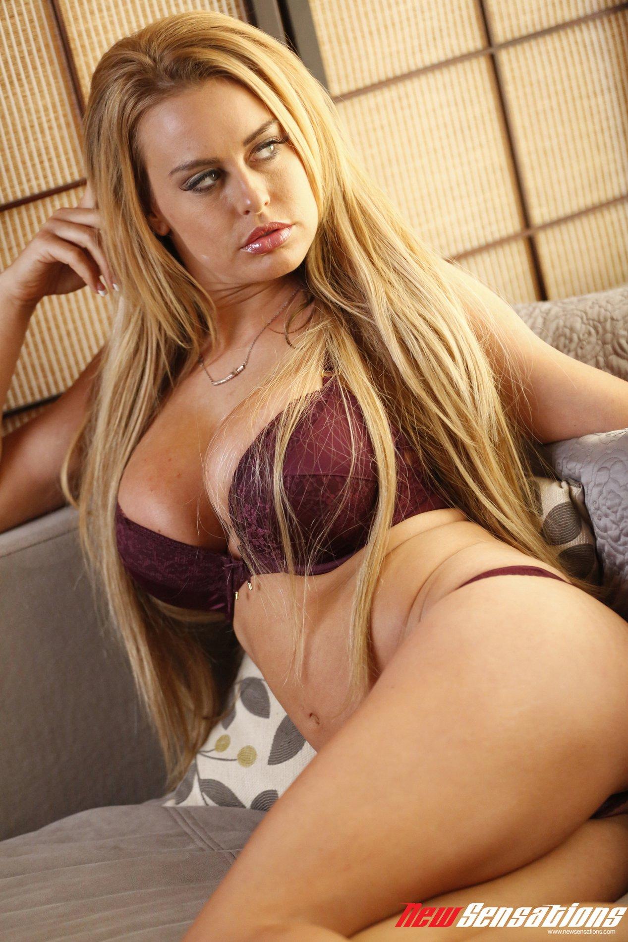 Older woman Corinna Blake tit fucks and sucks a cock until it blows  426679