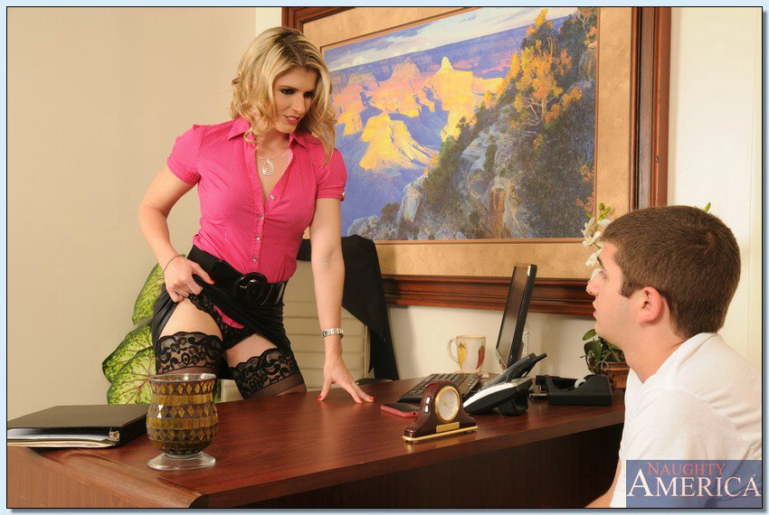 Alura jenson in teaching a christian church boy some lessons - 2 part 1