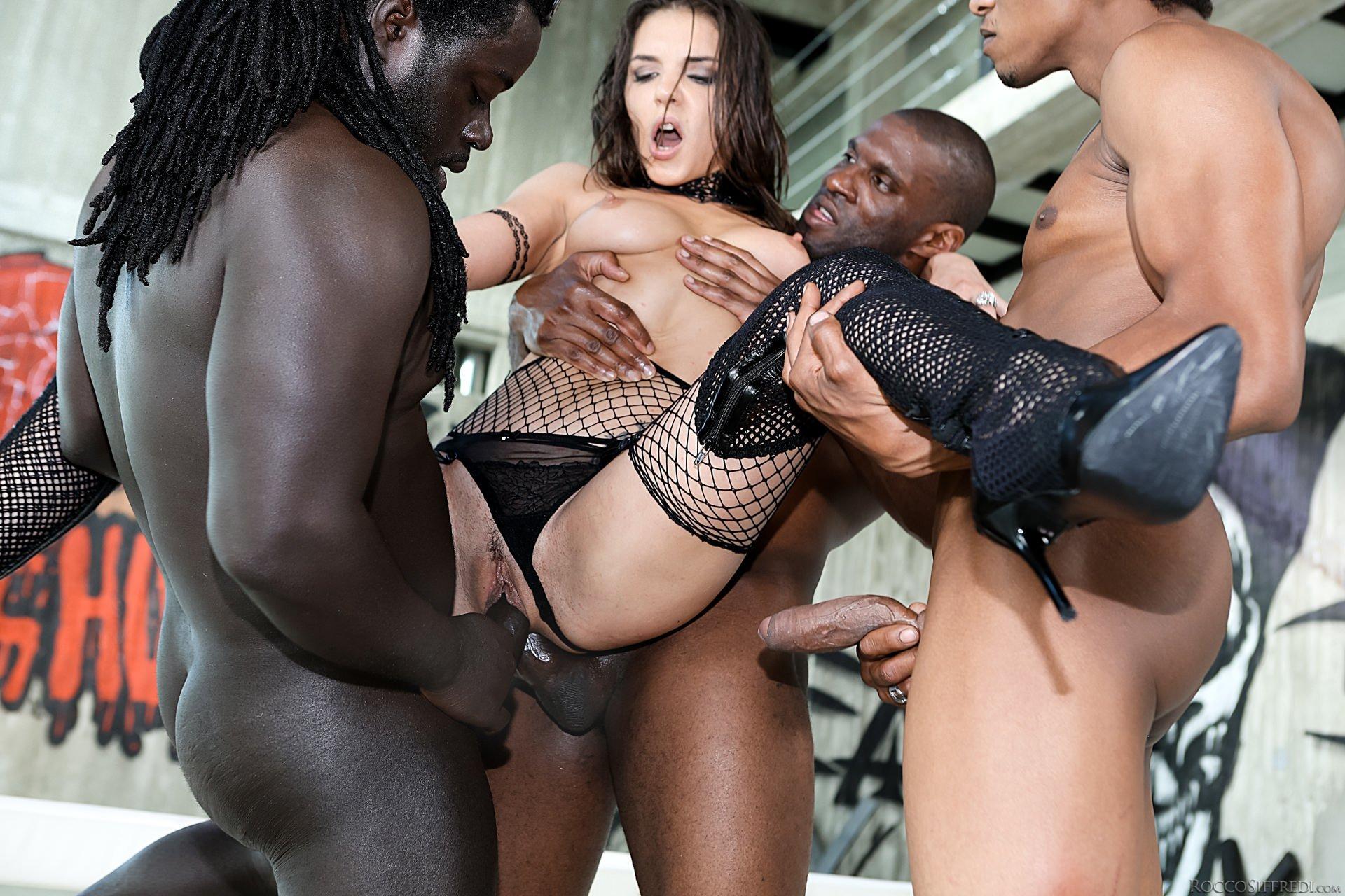 Black Women Porn