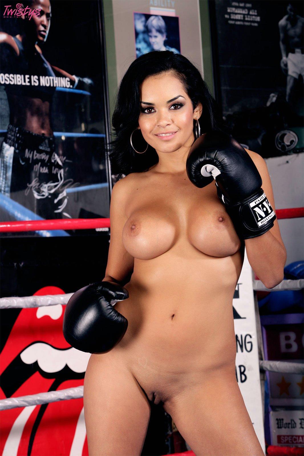 Boxing porn