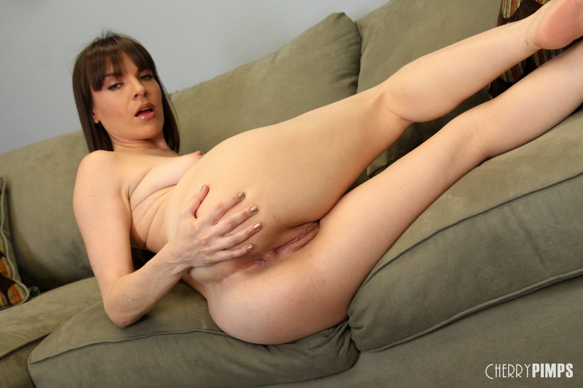 Dildoing her pussy and then her assnaughty euro slut 10