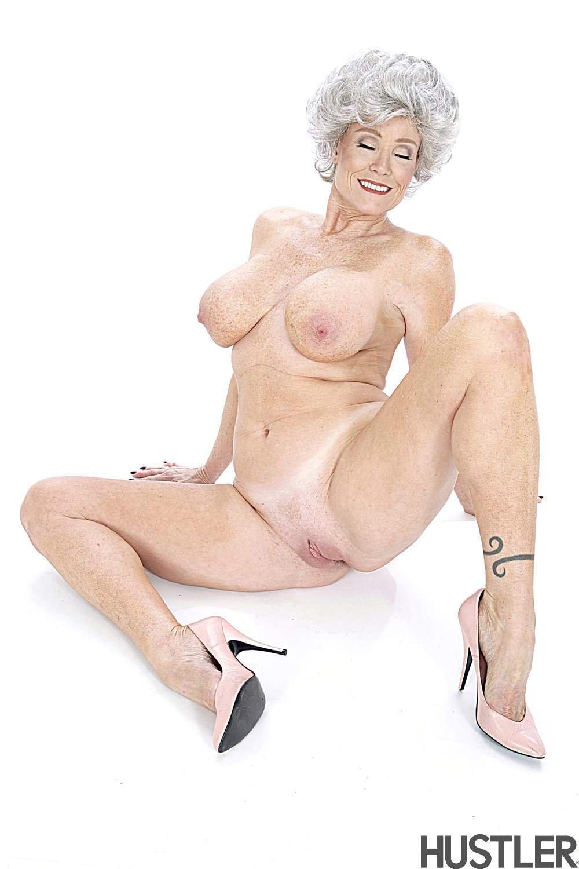 grandma anal