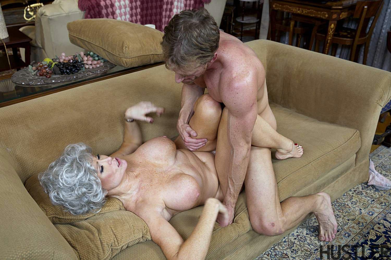 Busty grandma pics