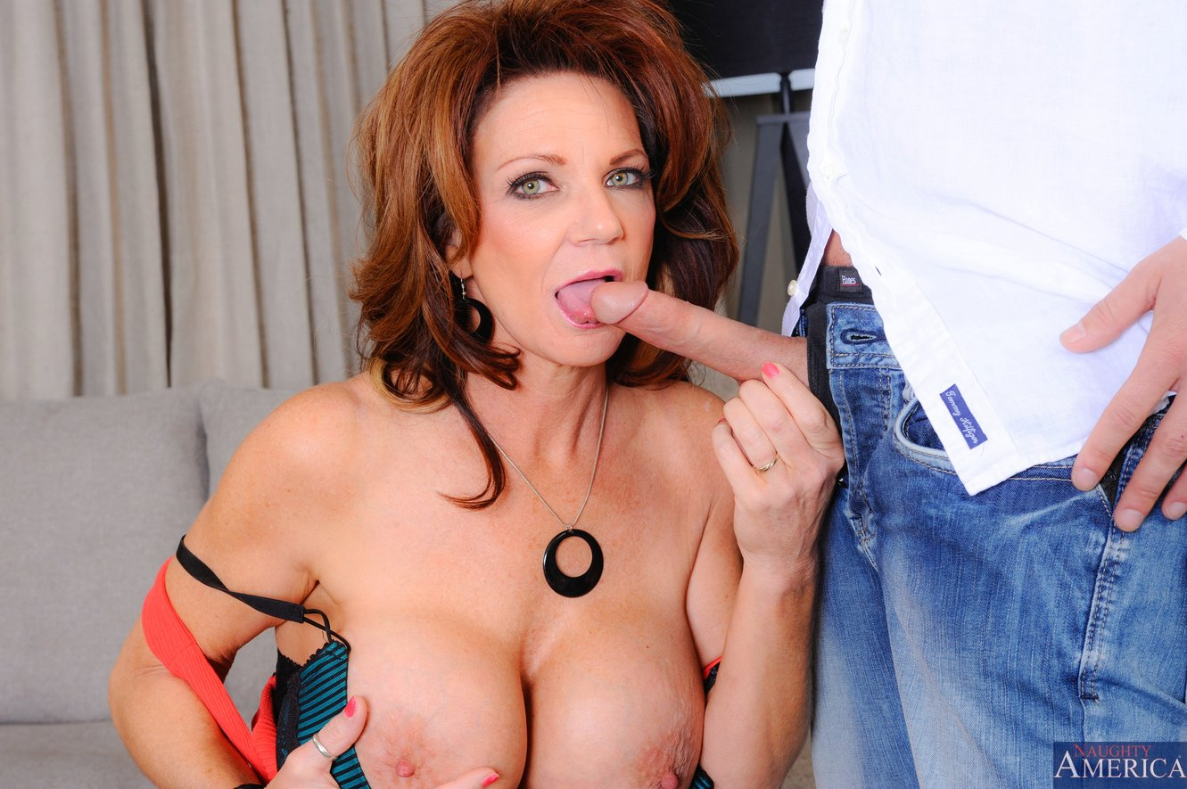 Naughty wife deauxma gets free advice for sex from tax man 7