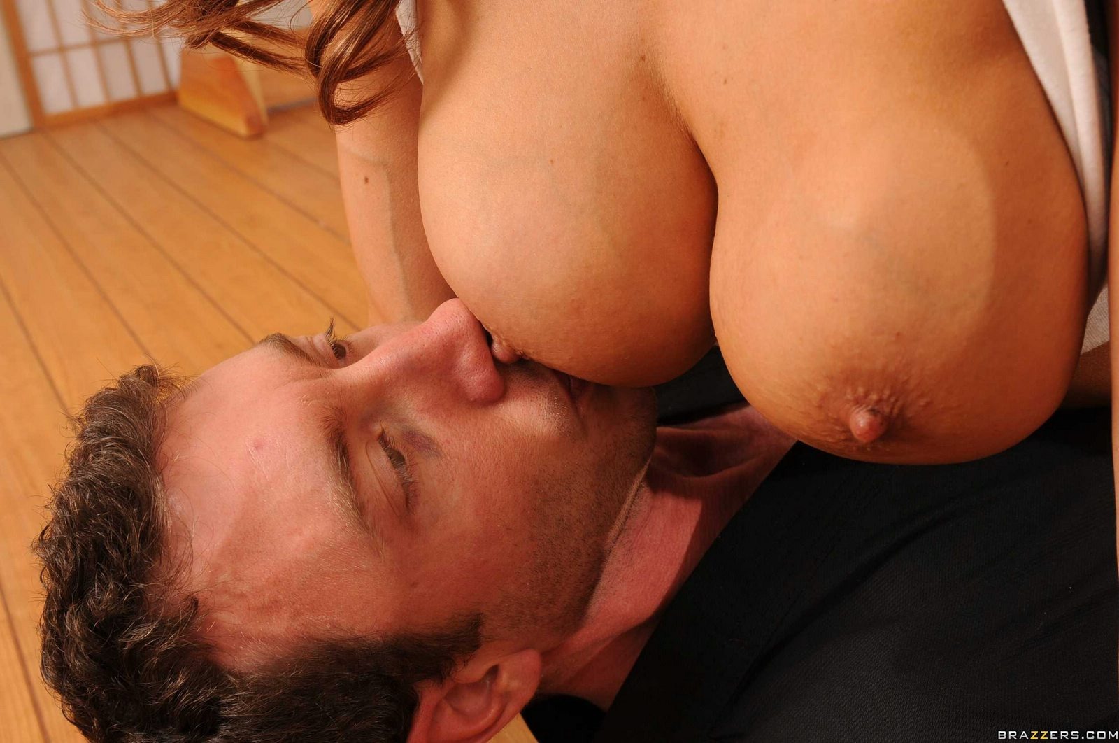 Guys giving themselves a blow job