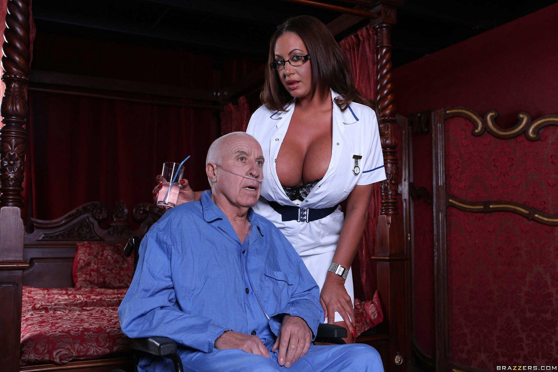 adult pov nurse