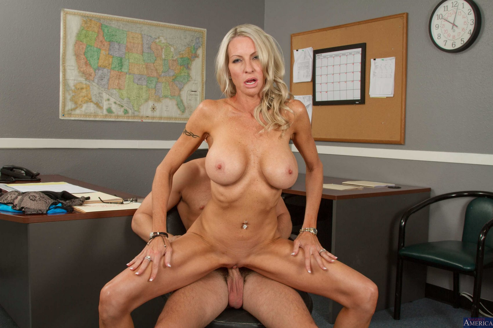Emma starr naughtyoffice threesome
