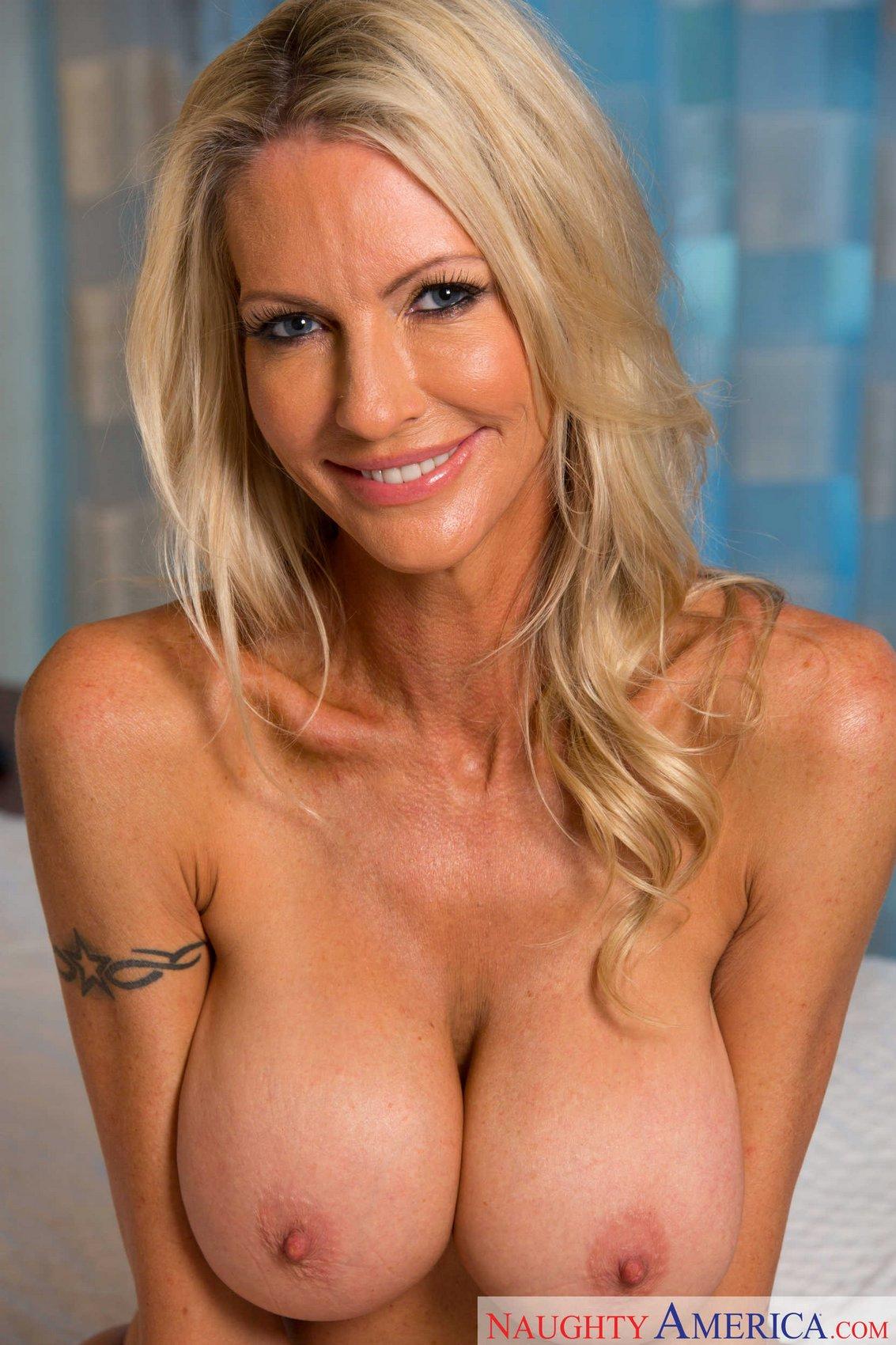 The best blonde pornstar