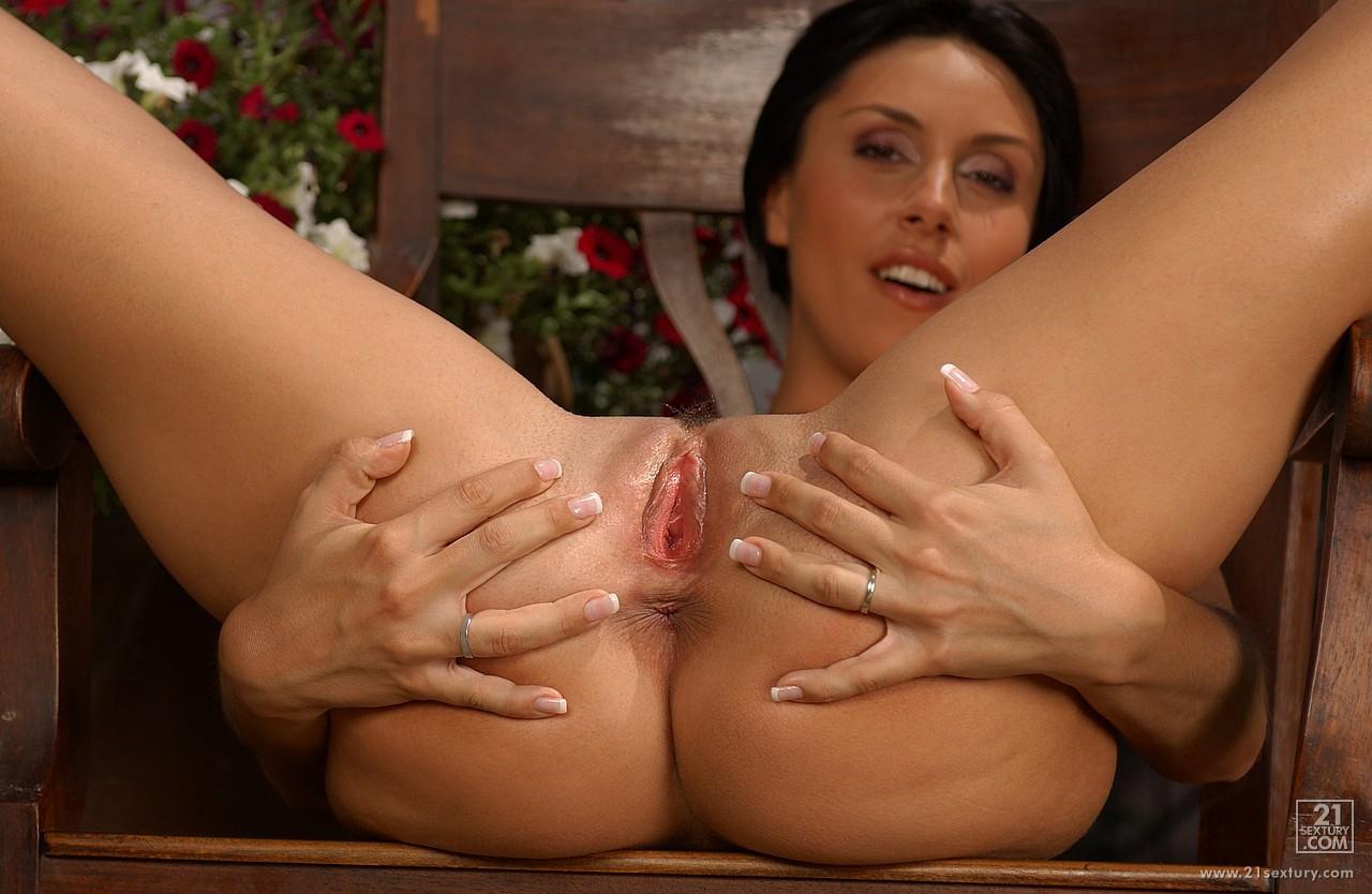 Порно видео с евой блэк