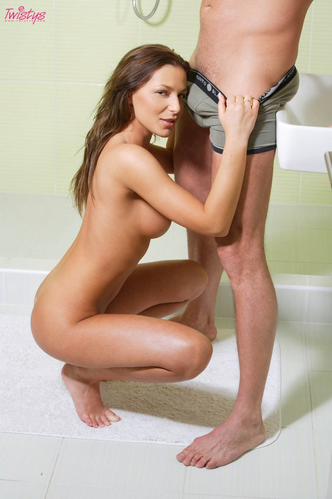 In the shower sex florina rose authoritative message