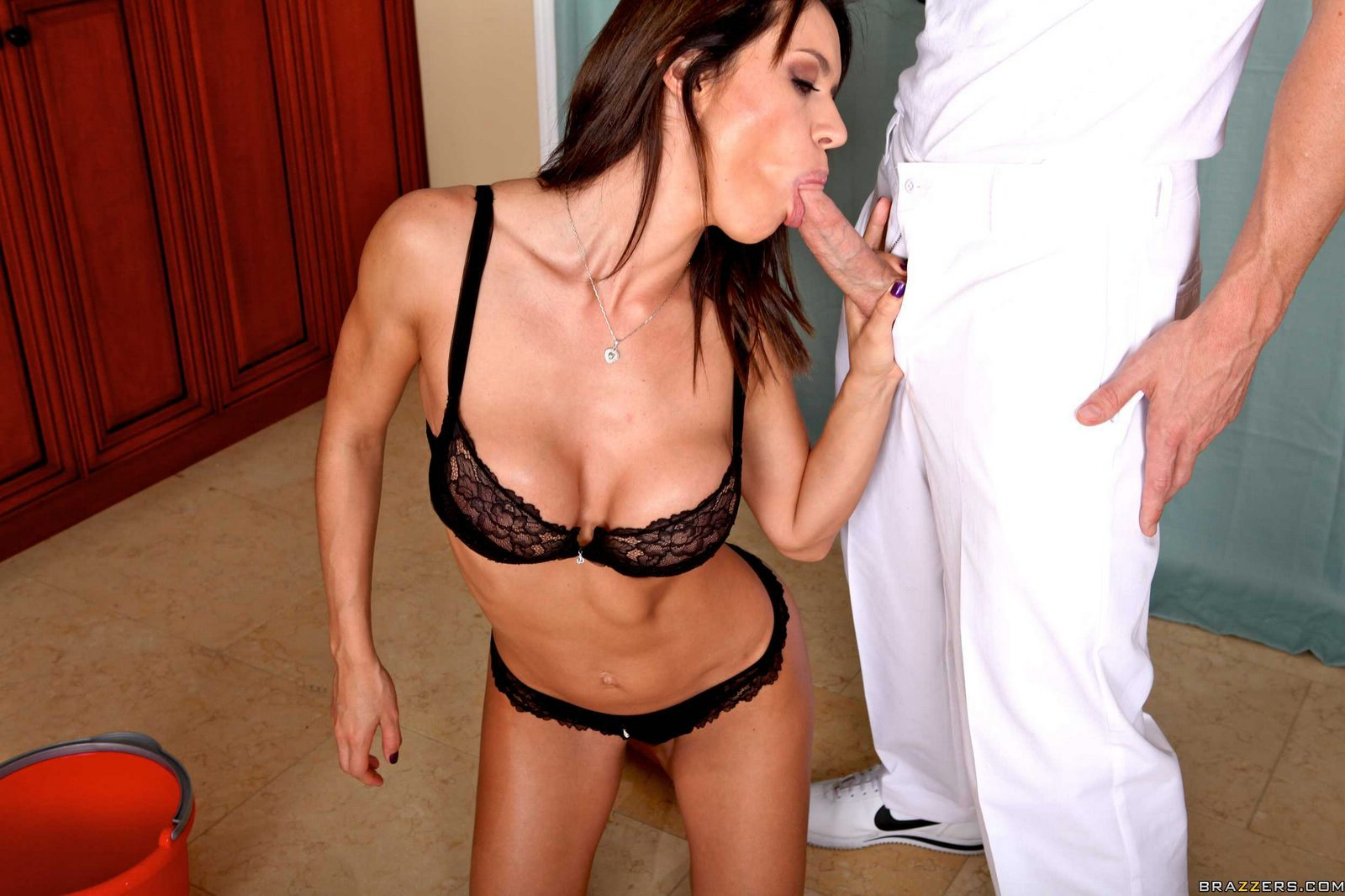 Franceska Jaimes Kitchen : Porn Videos at