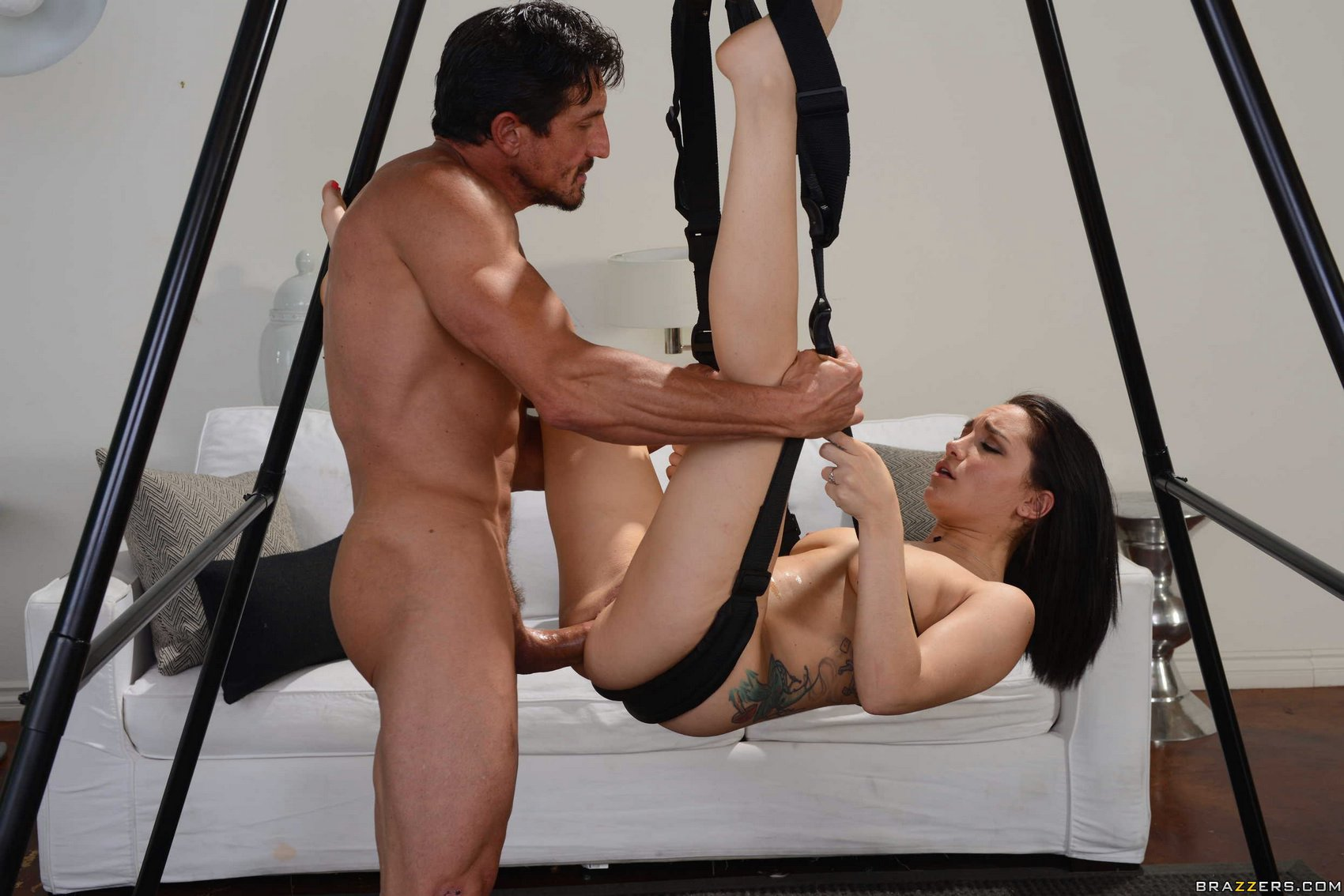 Sex swing y soporte