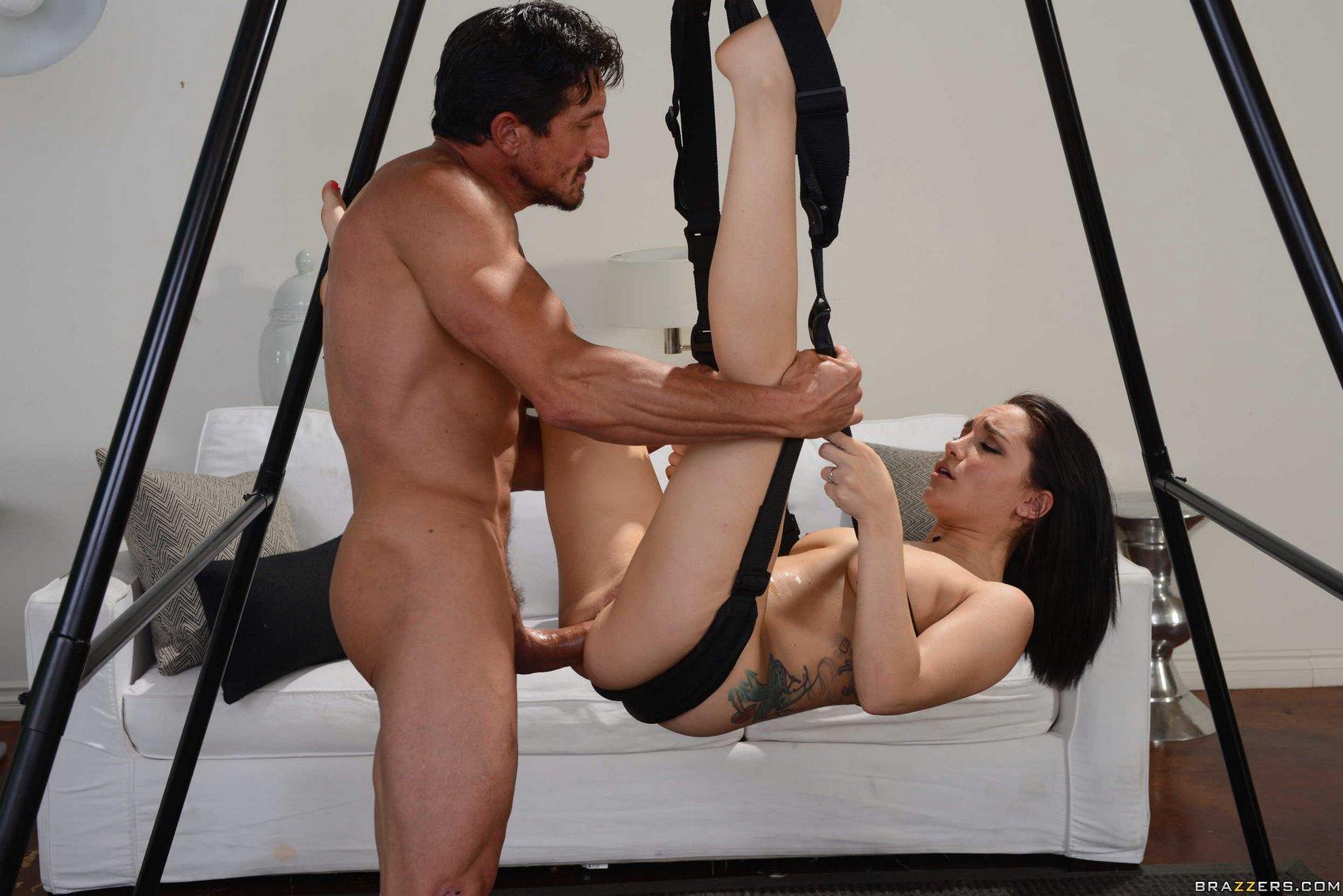 Sex swing anal