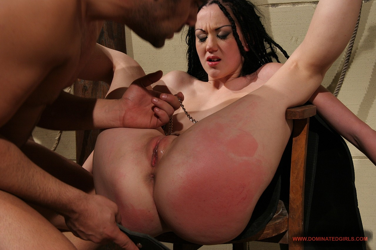 Girls being punished gina valentina is one