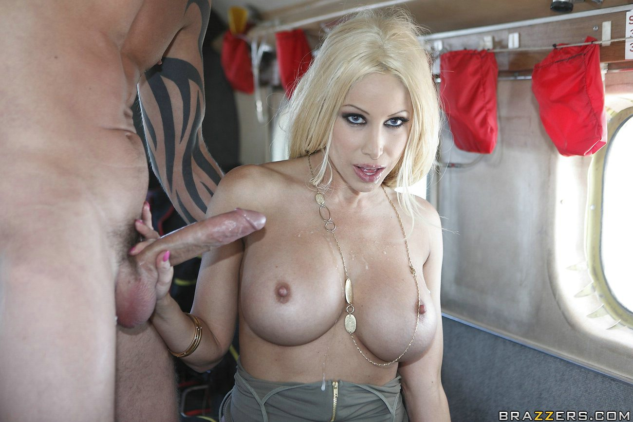 chick gets filled with cum