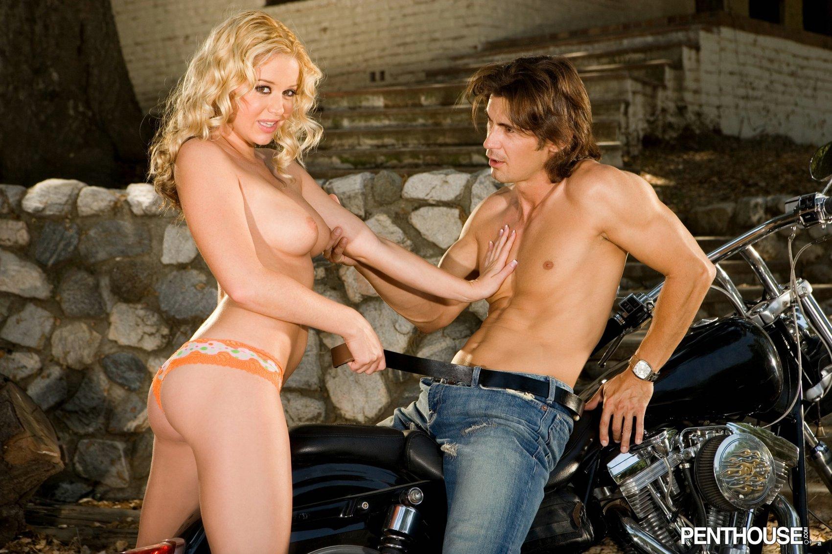 Pornstar Holly Morgan Complete holly morgan getting fucked on motorcycle - my pornstar book