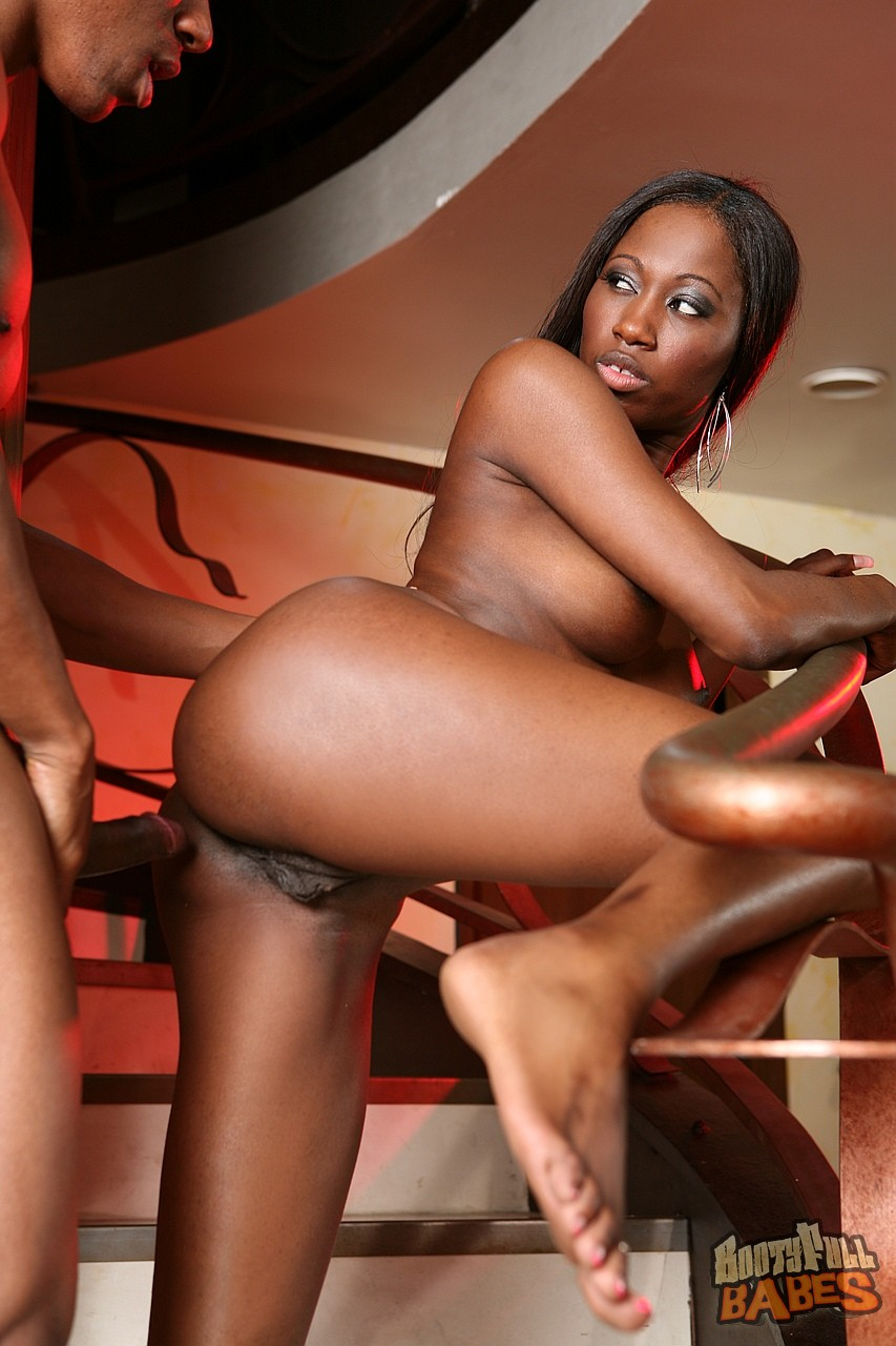 Hot Ebony Sex