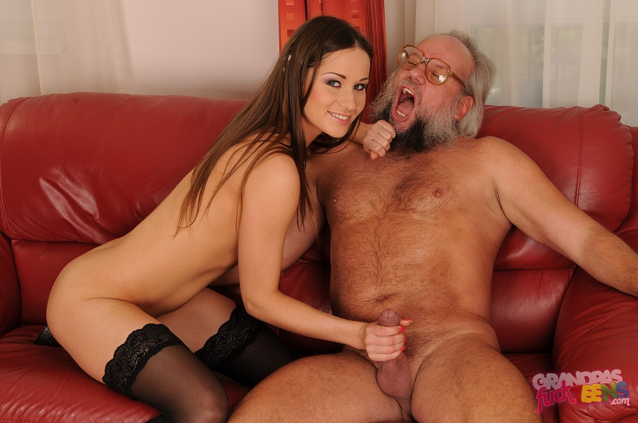 Old and young black porn