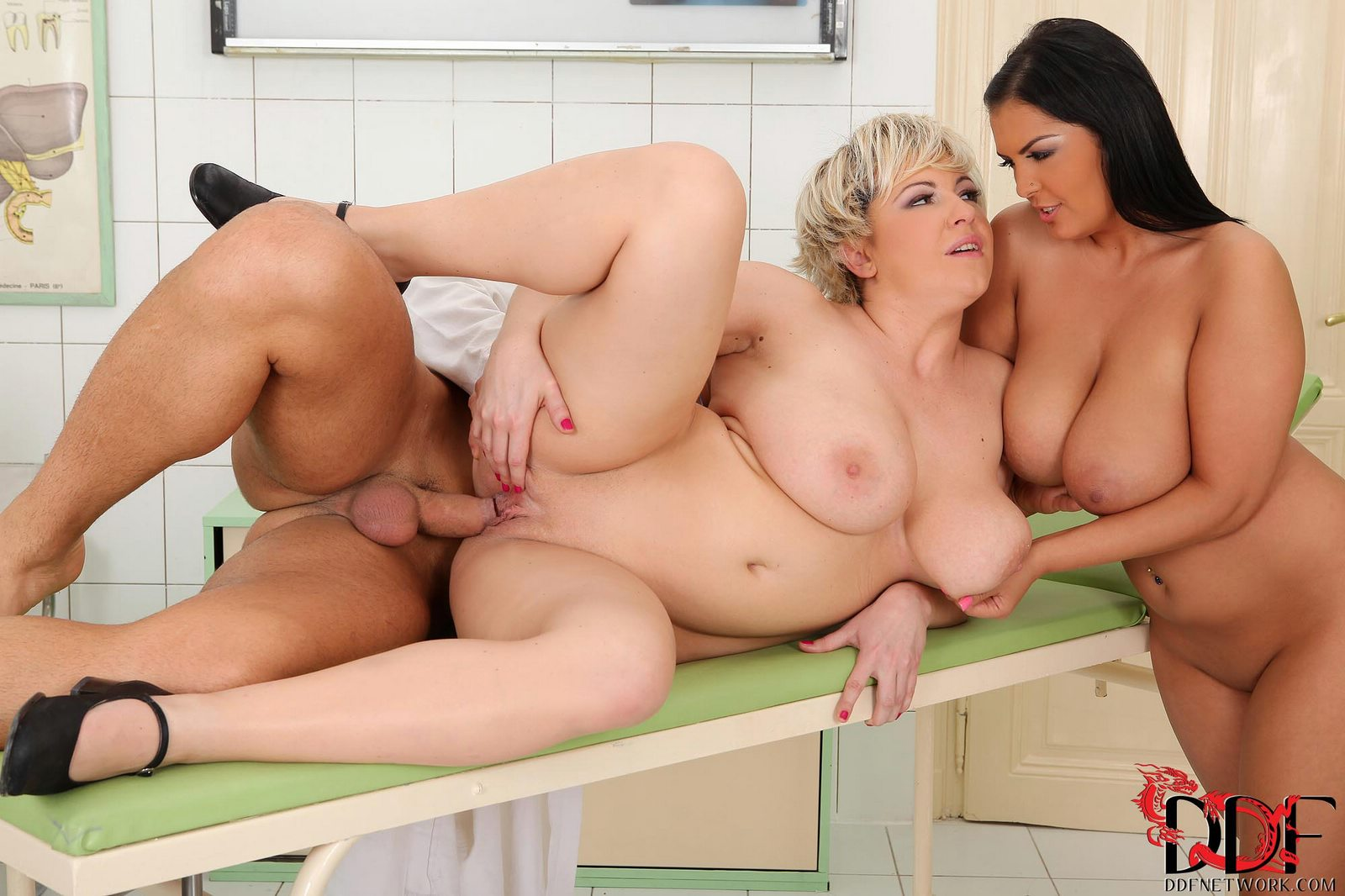 Can boobies threesome sandra have thought and