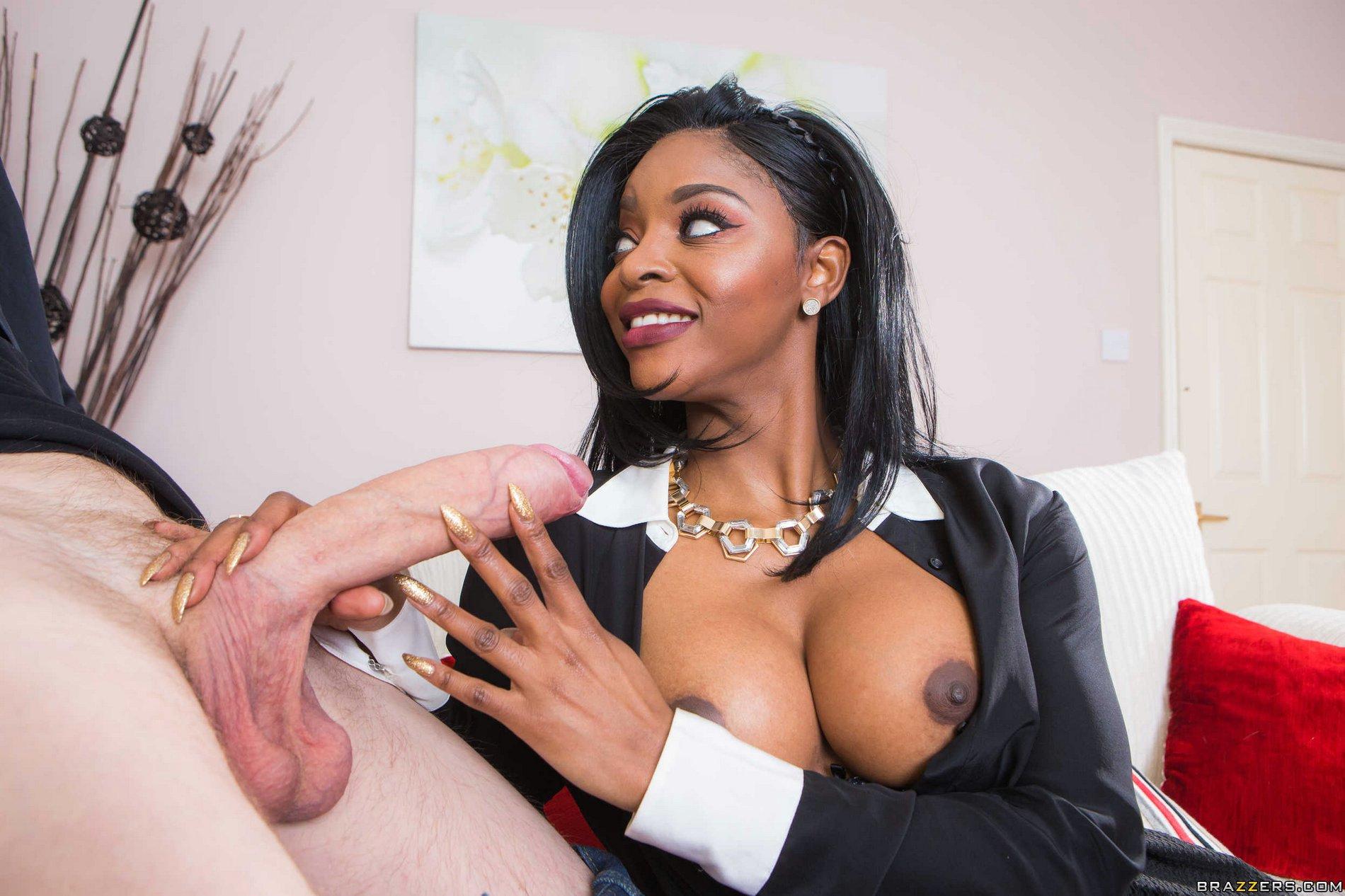 Masturbating for audience