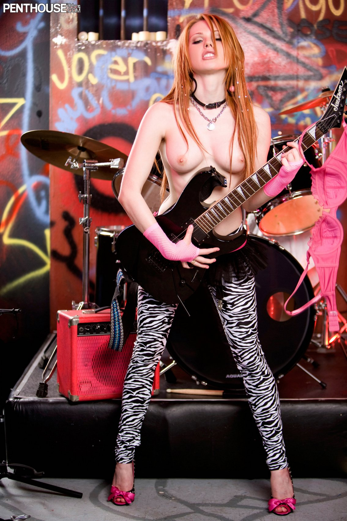 Naked rock n roll girls excellent and