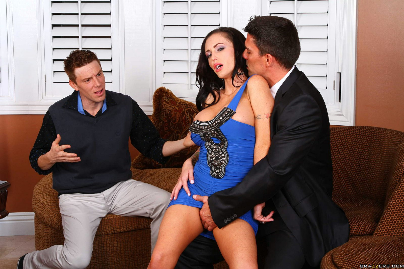 Fucked Front Husband Hd
