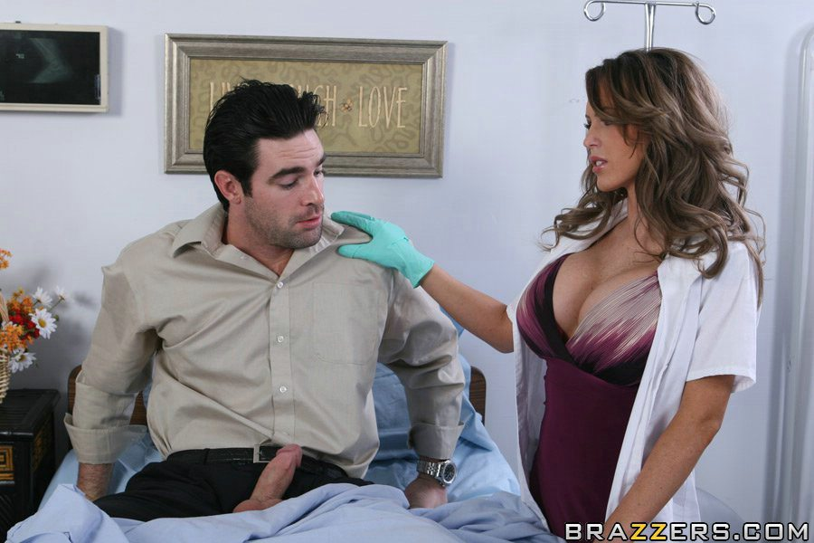Hot Doctor Jenna Presley Fucking Her Patient Pretty Hard