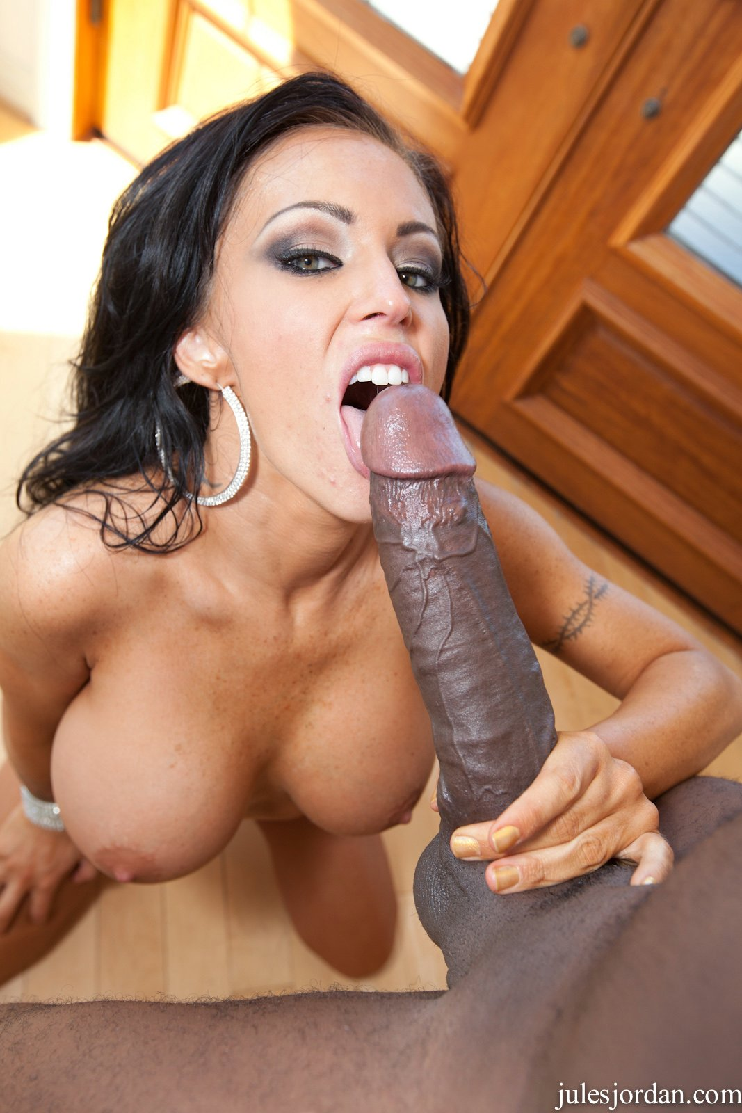 Monster cock for Jenna Presley