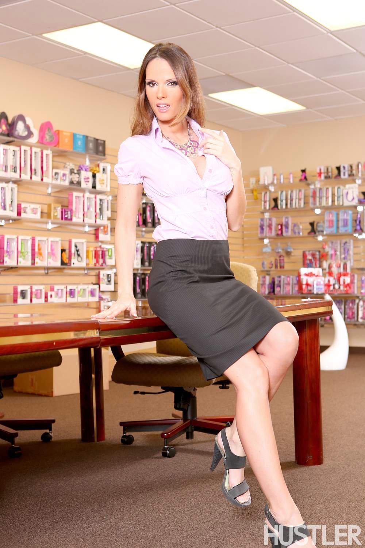dark office Jennifer