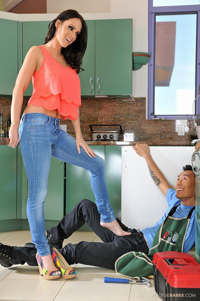 Sex With Handyman