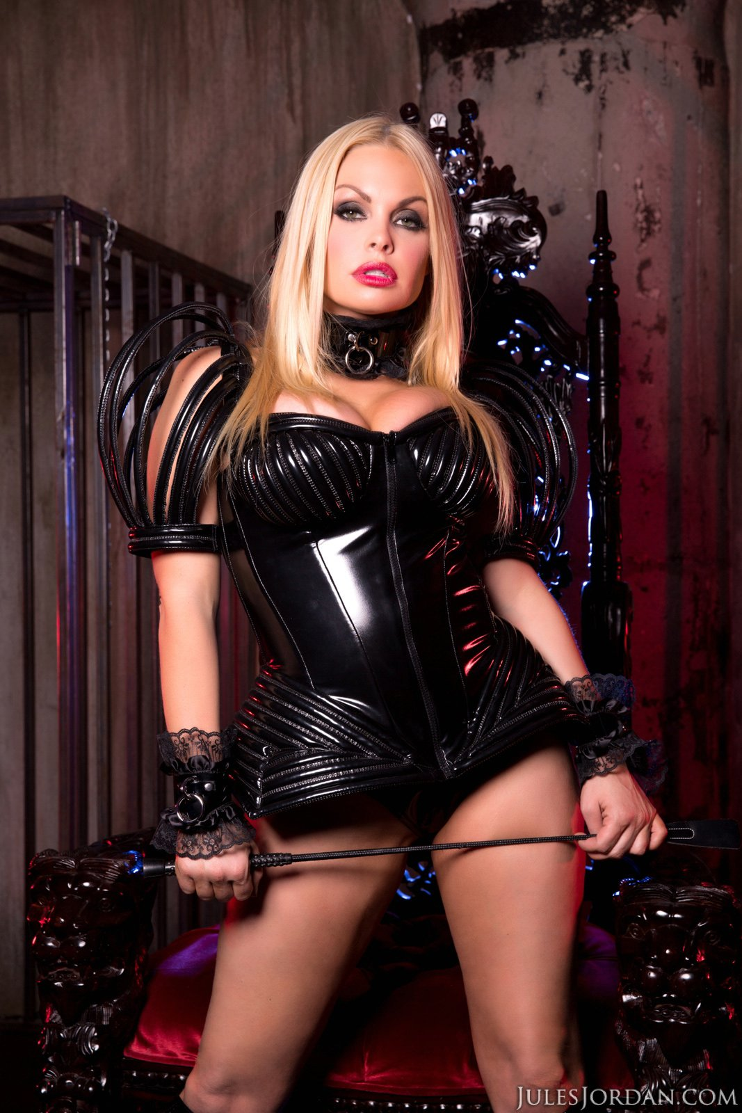 Latex Domina Porno