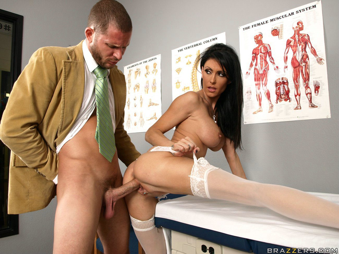 Hot doctor porn