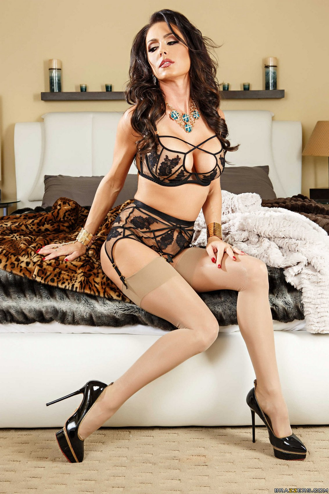 Pity, that Jessica jaymes hot milf