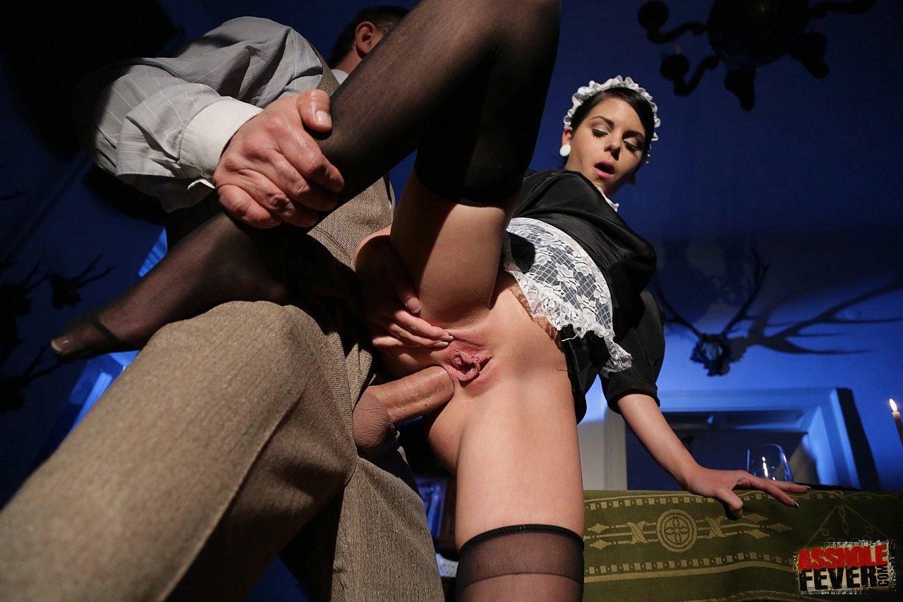 Jessica swan anal maid