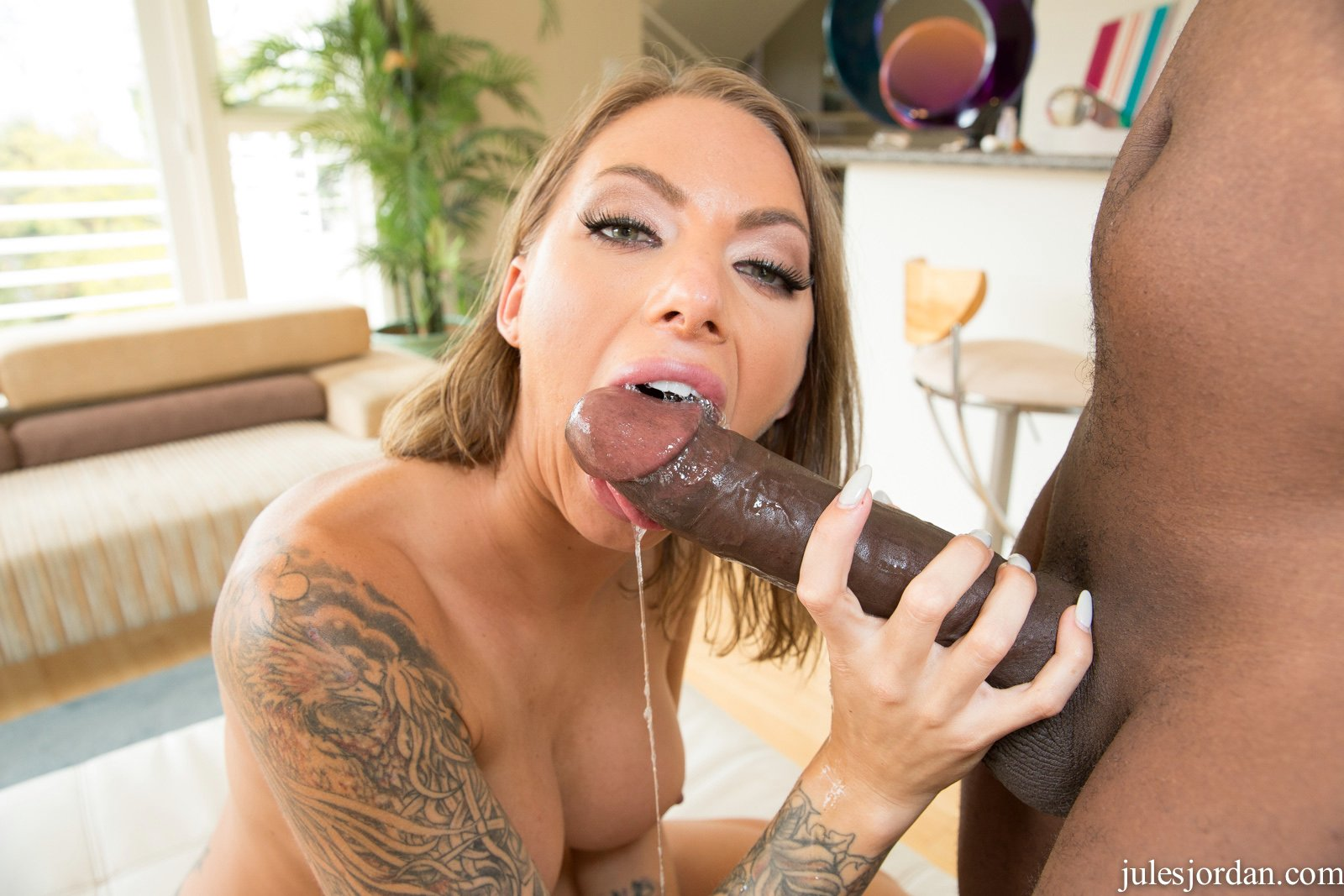 Juelz ventura takes monster cock 10