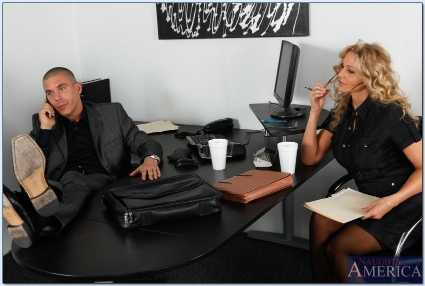 Julia ann naughty office good