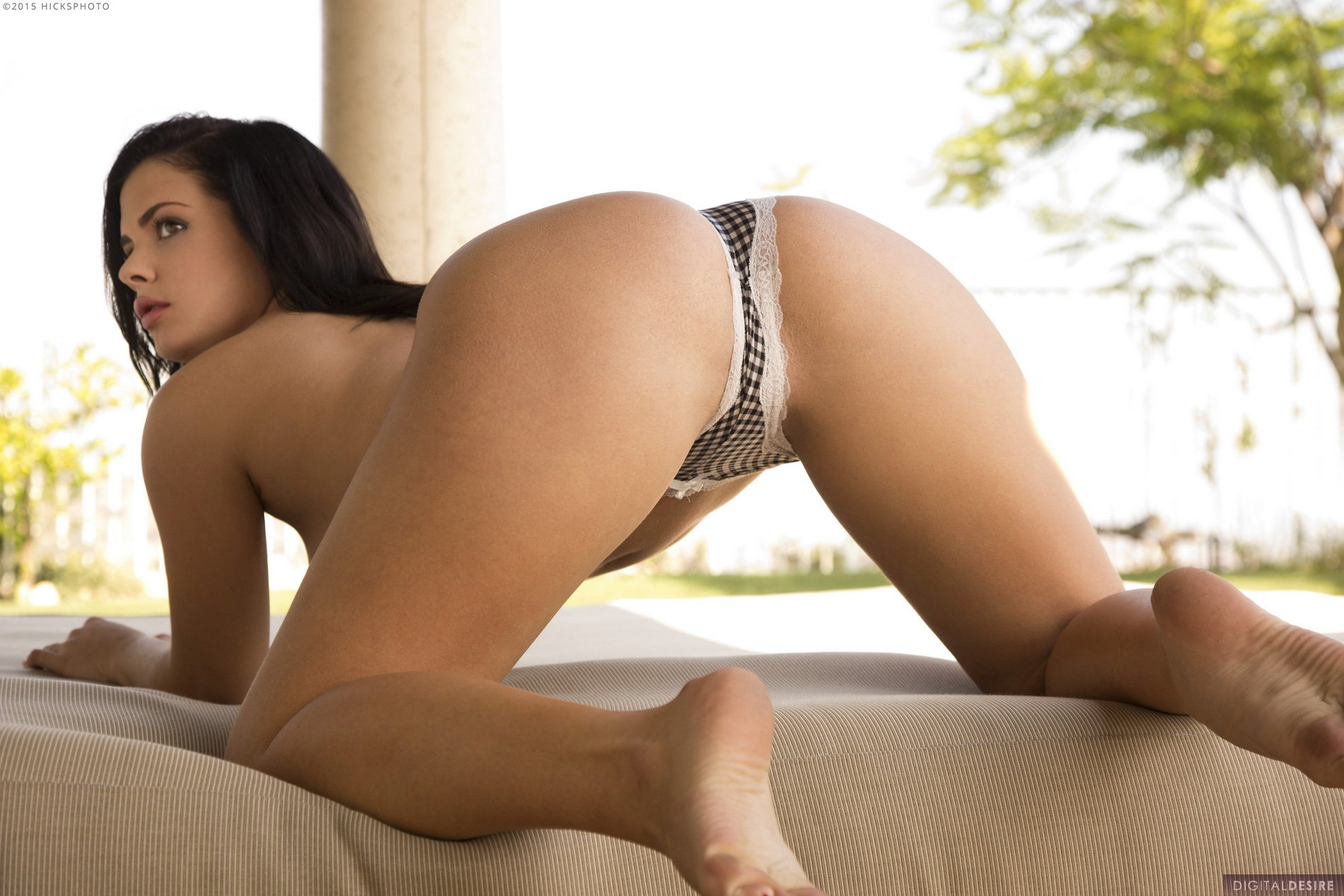 Keisha grey panties