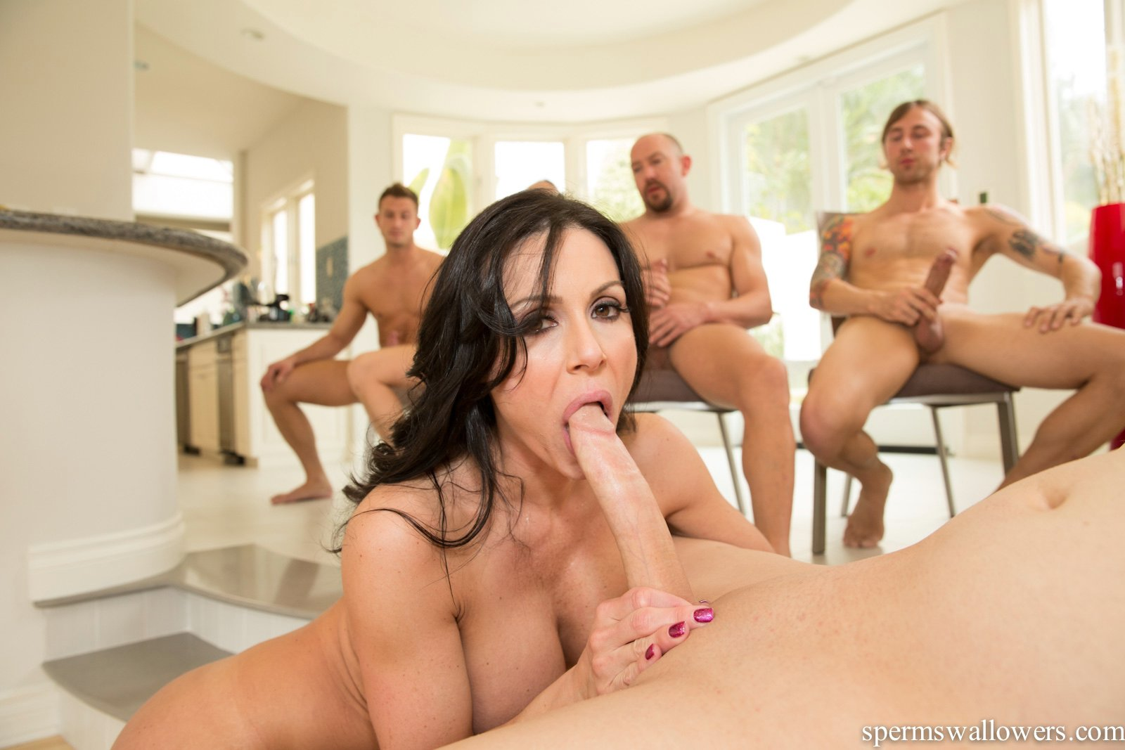 Kendra lust gang bang