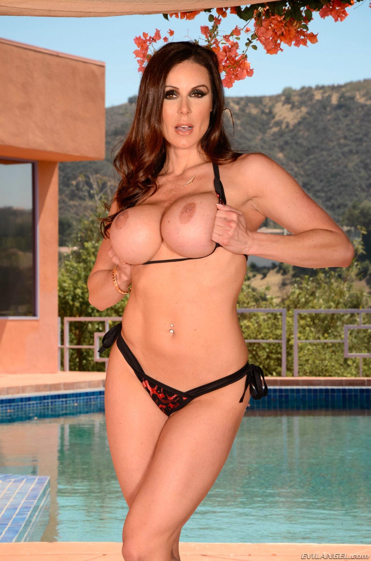 Kendra Lust Bikini