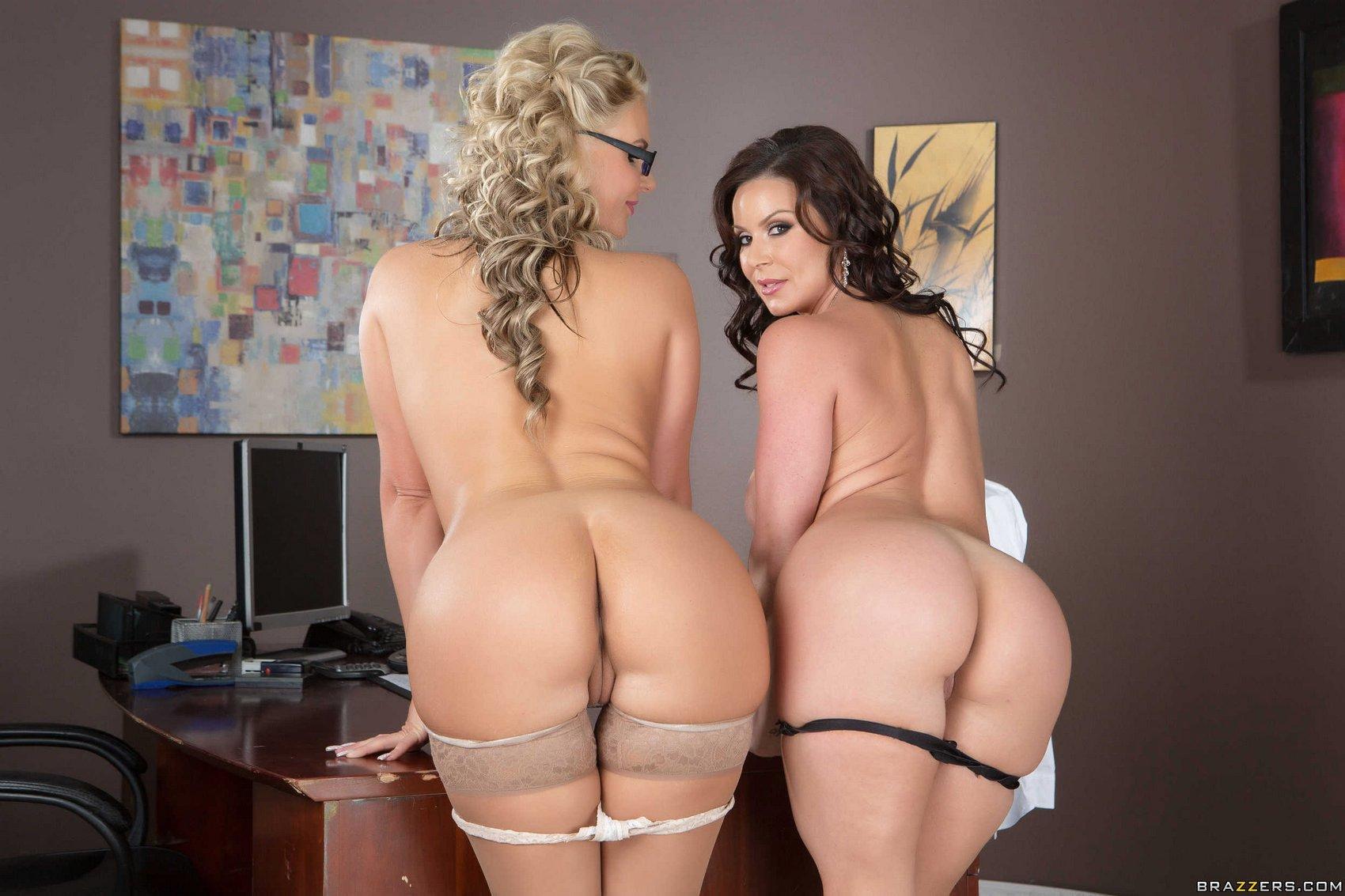 Phoenix Marie Lesbian Strap
