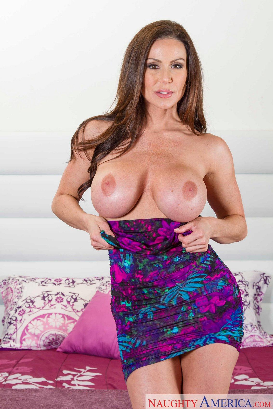 Massive Natural Tits Porn